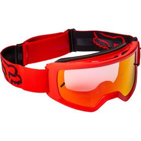 Fox Main Stray Spark Schutzbrille Herren rot